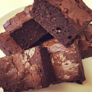 gestational diabetes low carb brownies