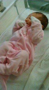 Rachael baby