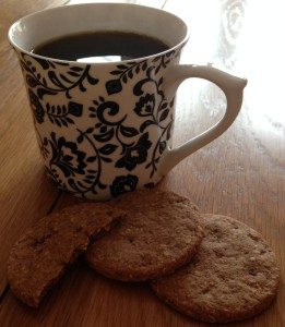 cuppa and biscuits