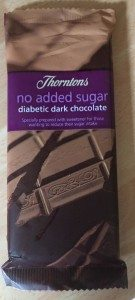 diabetic chocolate