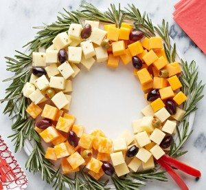 christmas cheese