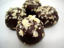 party food truffles