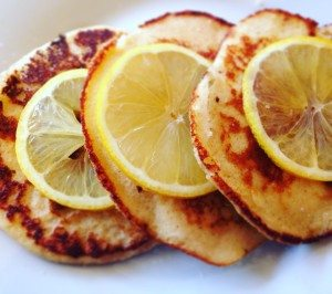 ground almond pancakes