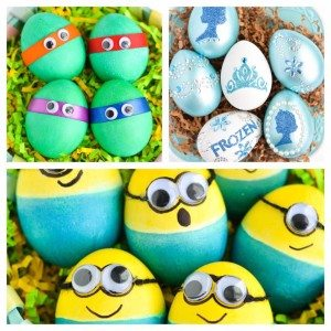 awesome easter eggs