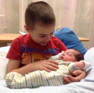 gestational diabetes induction birth stories