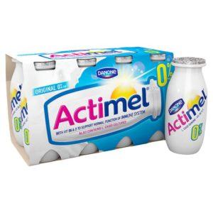 actimel 0%