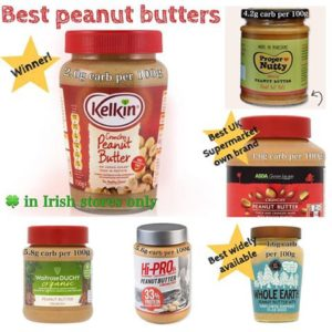 best peanut butters June 2016