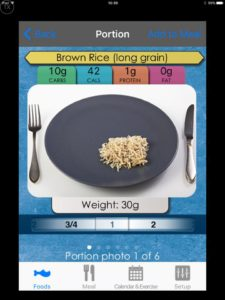 carb counting