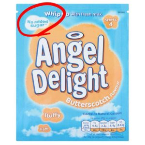 NAS Angel Delight