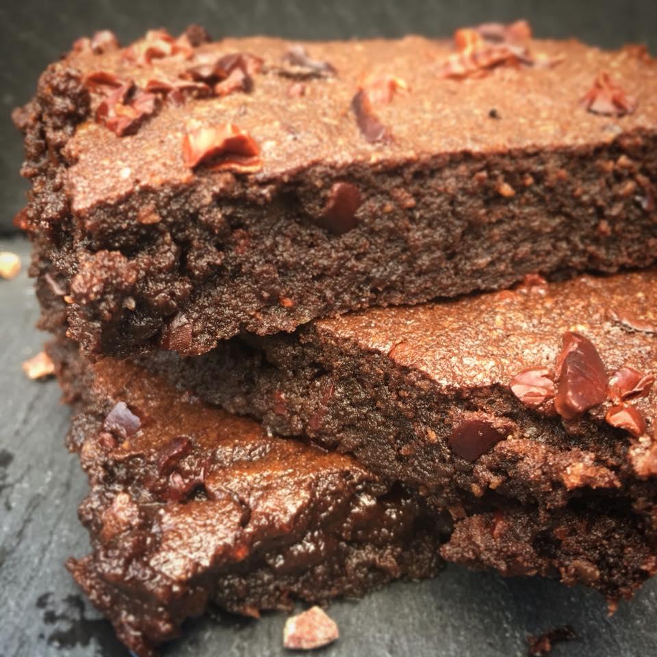low carb GD brownies