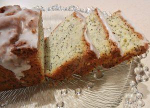 low carb lemon loaf cake