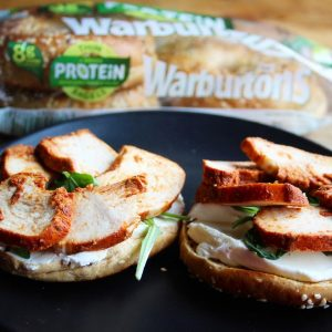 Warburtons Protein Bagel Thins2