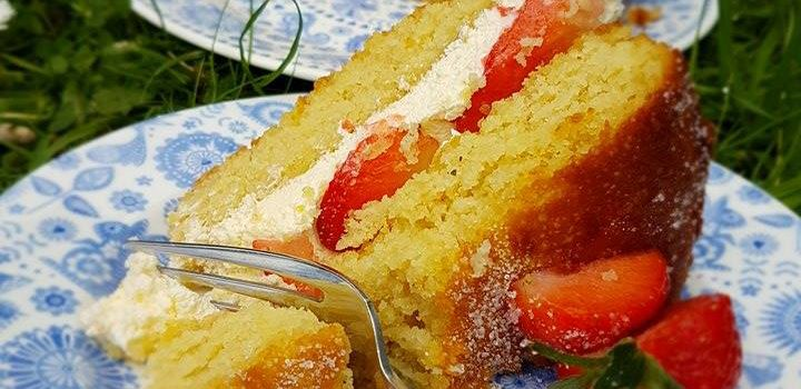 Diabetes Victoria Sponge Cake Recipes Uk