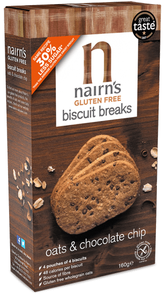 Nairns biscuit breaks