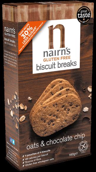 Nairns biscuit breaks