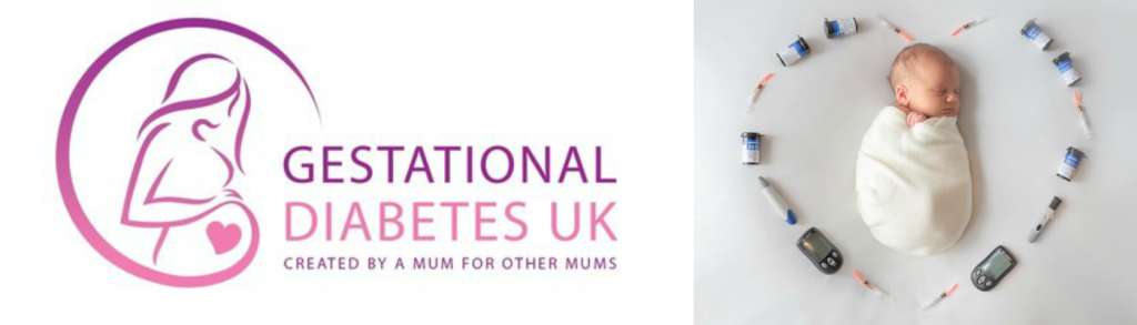 Gestational Diabetes UK Header