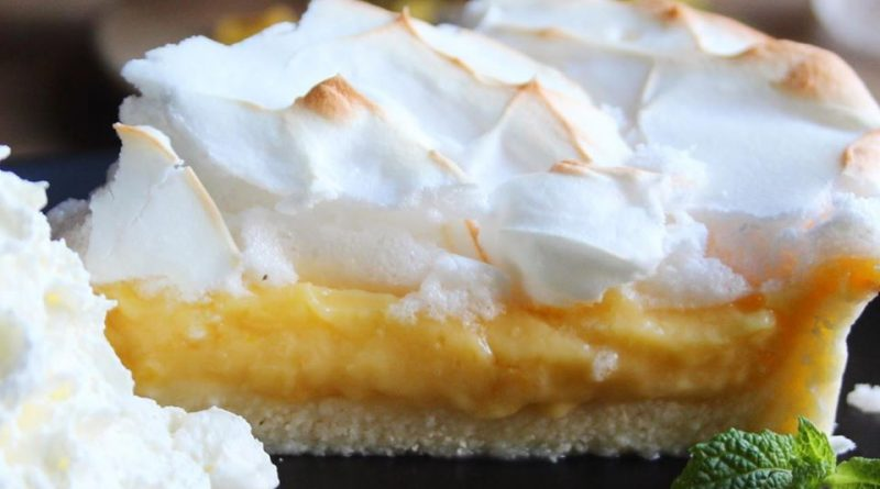 Jos Lemon Meringue Pie