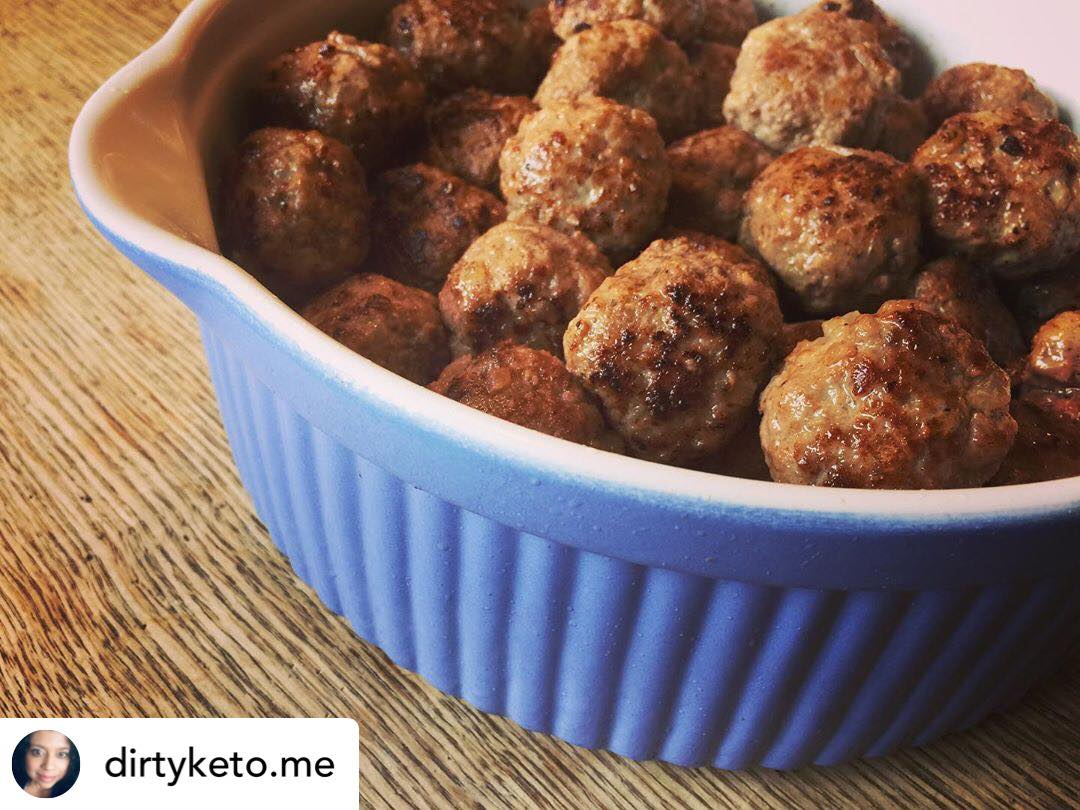 Melindas Swedish Meatballs