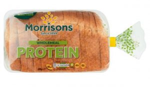 Morrisons High Protein Bread