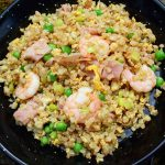 Chinese Special Fried Cauliflower Rice