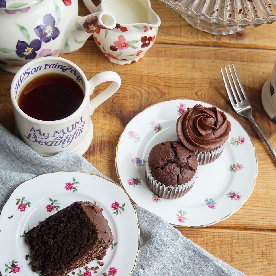 low carb chocolate fudge cake