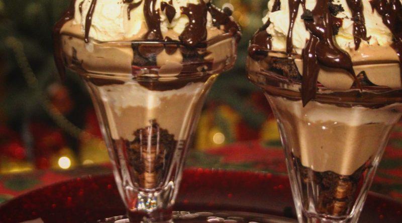 GD chocolate trifle