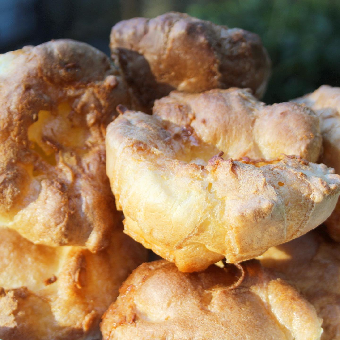 Arrowroot Yorkshire Pudding