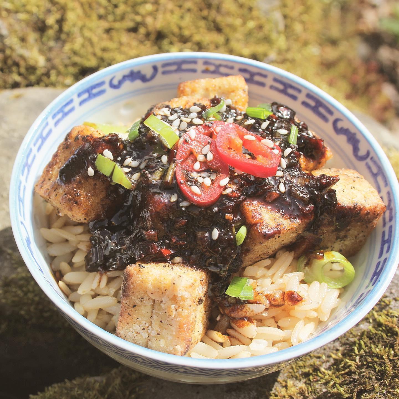 Crispy Chilli Tofu