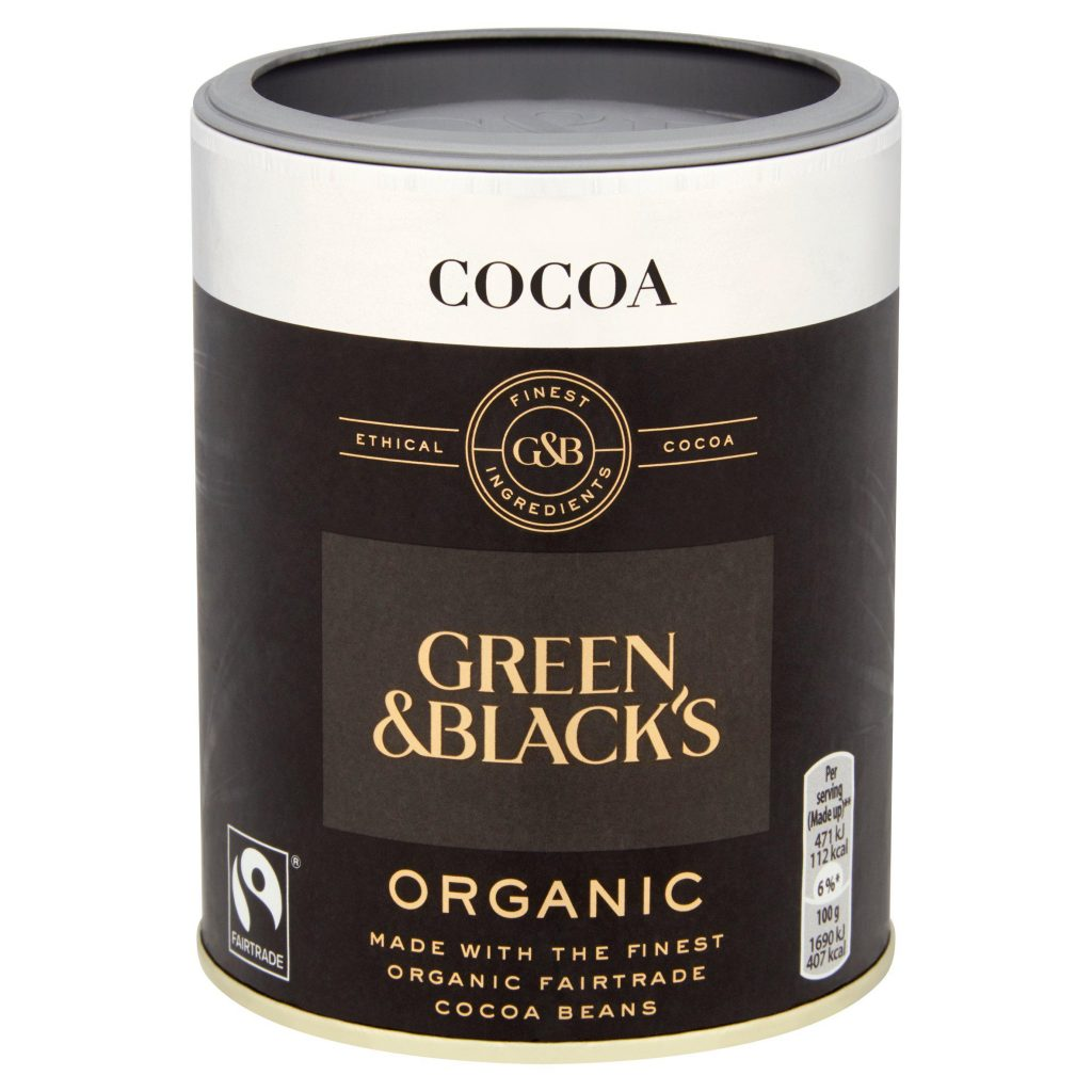 Green & Blacks Organic Cocoa