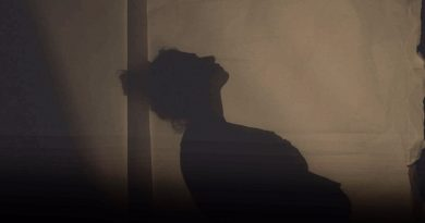 GD One Prick At A Time Shadow Image of Woman