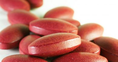 iron tablets and anaemia