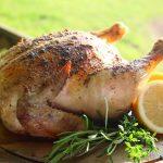 Lemon and Herb Roast Chicken